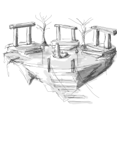 Maelstrom Sanctuary concept drawing2