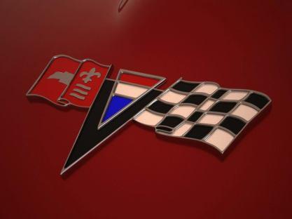 '63 Stingray Emblem