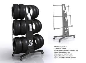 Bridgestone Tire Rack 02