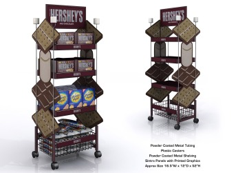 Hershey Smores In Aisle Rack 02